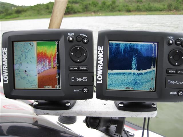 dsi and traditional sonar comparison