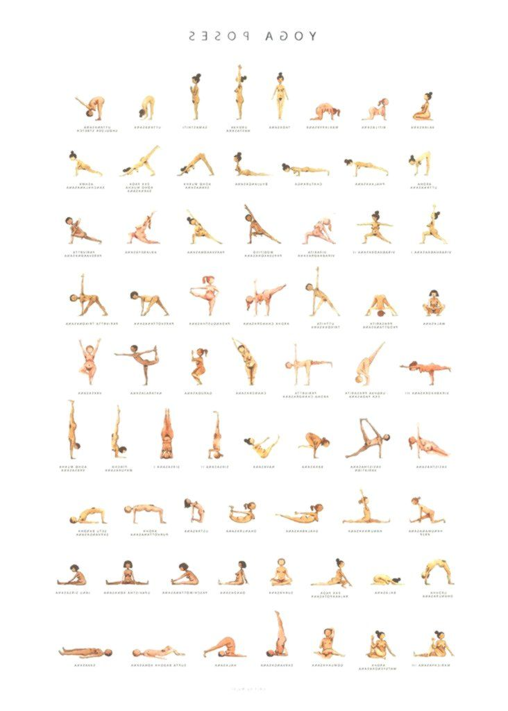 Yoga-Posen   - Yoga - #yoga #YogaPosen - #Accessories #Art #Bilder #Body #Challenge #Fitness #ForKid...