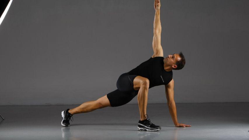 Estira y core | Fitness | sportlife.es