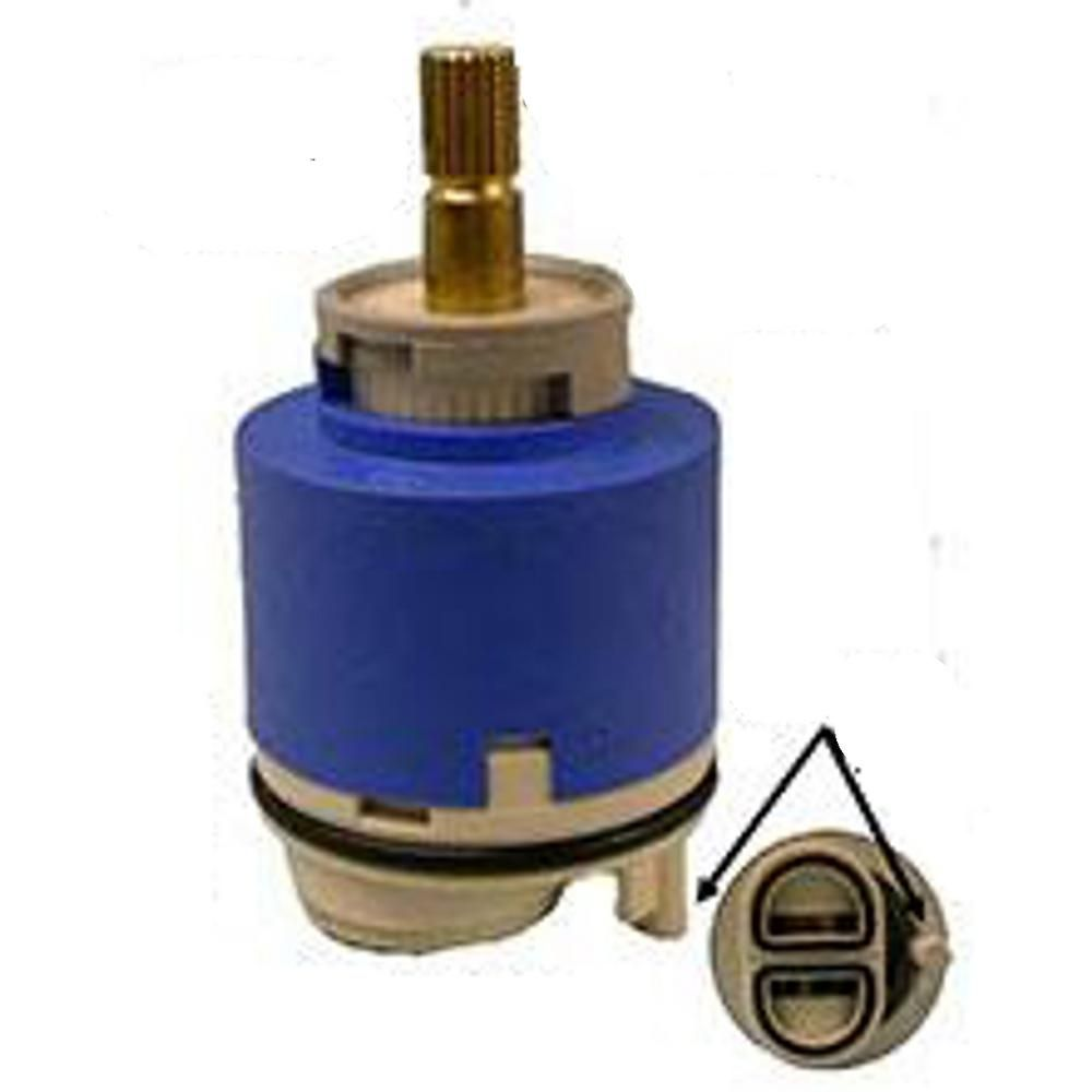 Jag Plumbing Products Shower Cartridge With 20 Point Spline For