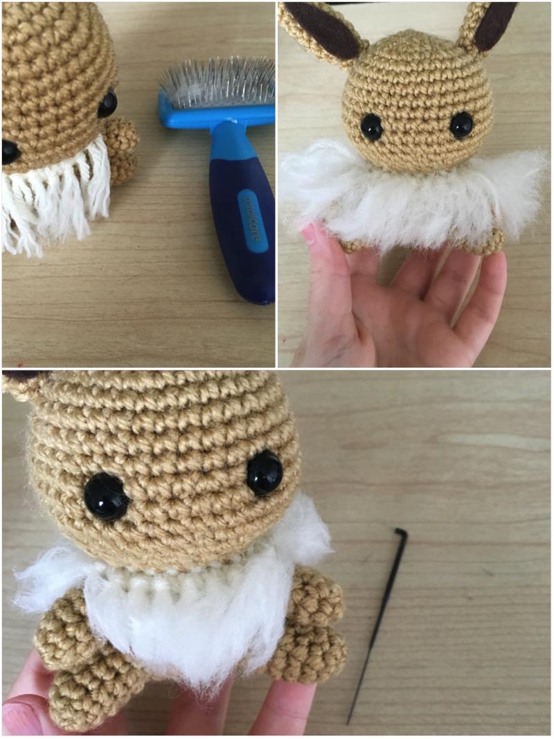 Evee amigurumi | crochet stuff | Pinterest | Häkeln, Amigurumi und ...