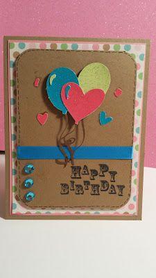 Kreate Something Amazing Homemade Birthday Cards Birthday Cards Diy Cards Handmade