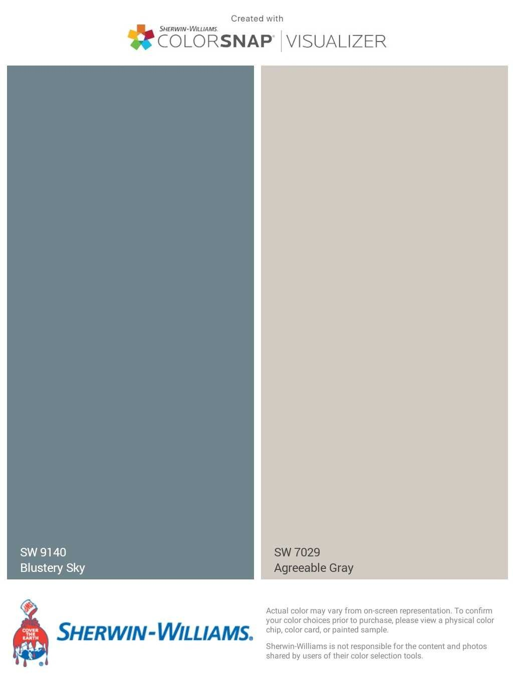 Pale Dusty Blue For House Exterior Doors And Shutter Greige Paint Colors By Sherwin Williams Bery Sky Agreeable Gray