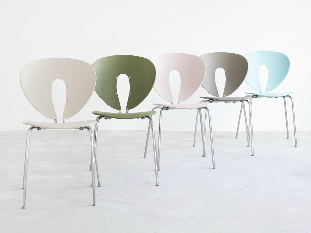 Elegant New Red Red STUA Globus Chair: Vibrant And Durable. | STACKABLE CHAİR |  Pinterest