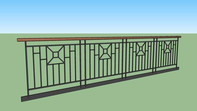 Railing | Railing, Balcony railing design, Iron railing