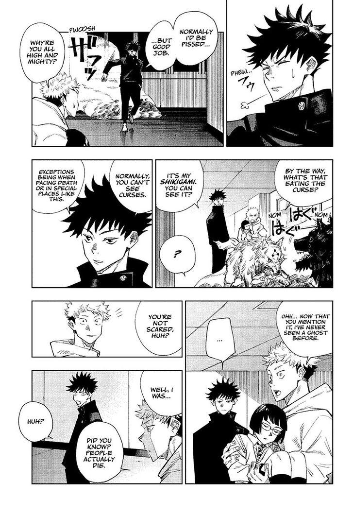 Jujutsu Kaisen Chapter 1 Jujutsu Kaisen Manga Online In High Quality Jujutsu Manga Manga Online Read