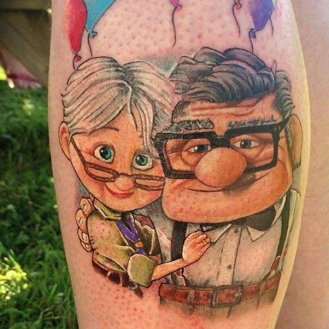 Pin De Andrew Mougios En Tattoos: Pin De Jeffrey S En Disney Tattoos