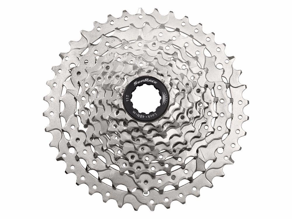 Sunrace Csm990 9 Speed 11 40t Bike Cassette Bicycle Freewheel