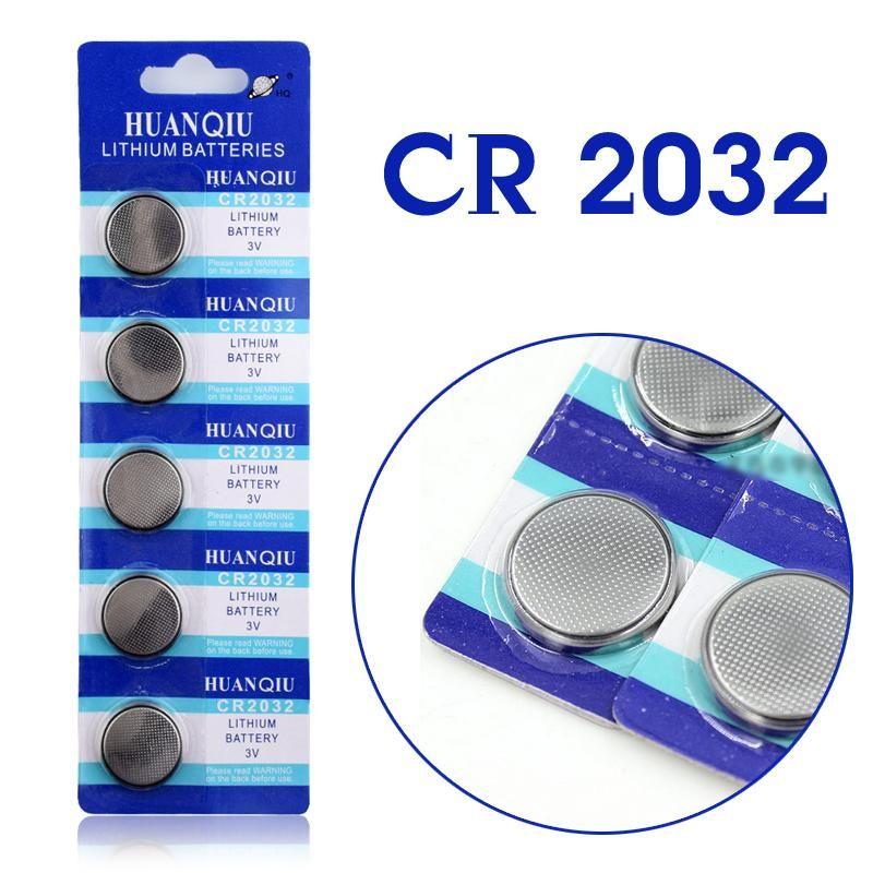 Button Battery 5 Pcs 3v Lithium Coin Cells Button Battery 5004lc Ecr2032 Cr2032 Dl2032 Kcr2032 Ee6227 In Button Cell Batteries From El Zellen Batterien Verkauf