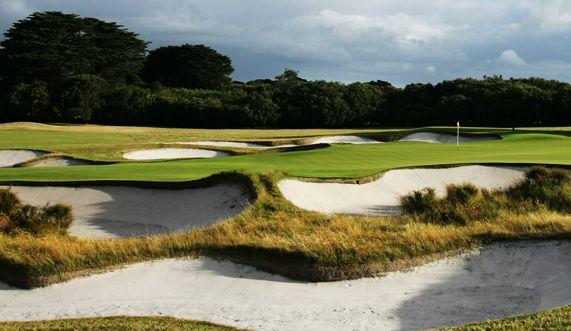Royal Melbourne (West) Golf Course