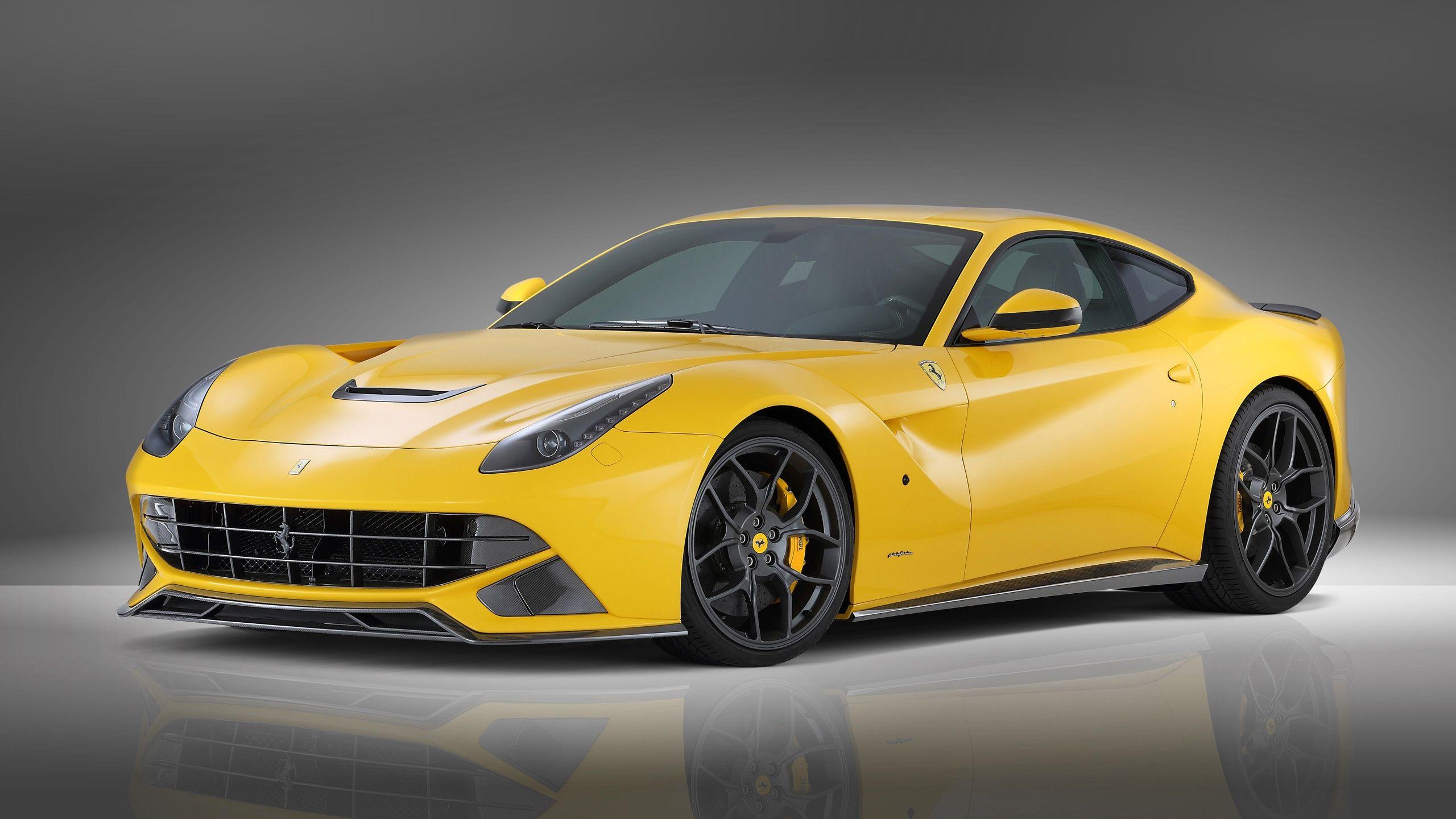 2013 Novitec Rosso Ferrari F12berlinetta | COUPE | Pinterest ...