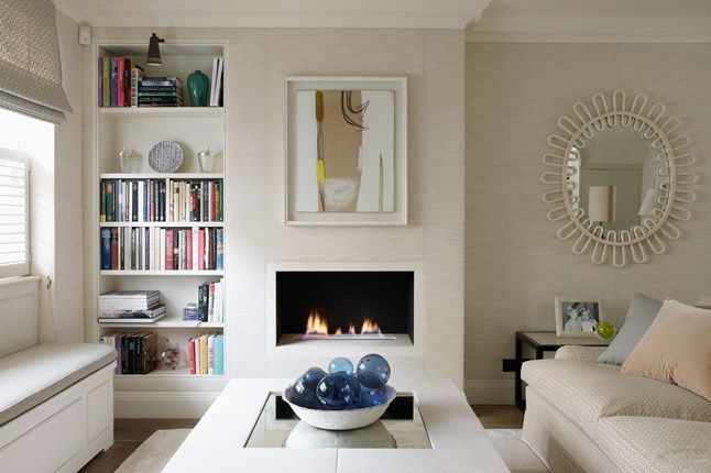 4 Ways To Conceal A Tv Small Living Rooms Small Living Room Design Small Living Room Decor