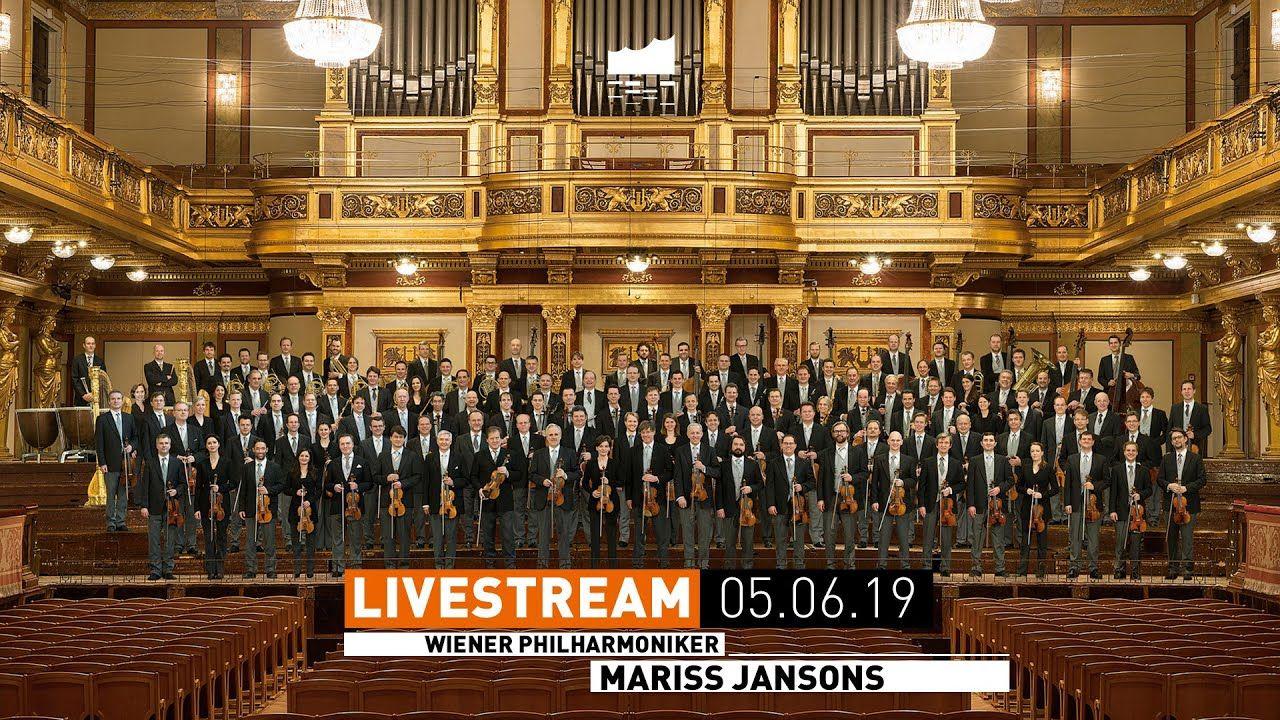 Elbphilharmonie Live Wiener Philharmoniker Und Mariss Jansons