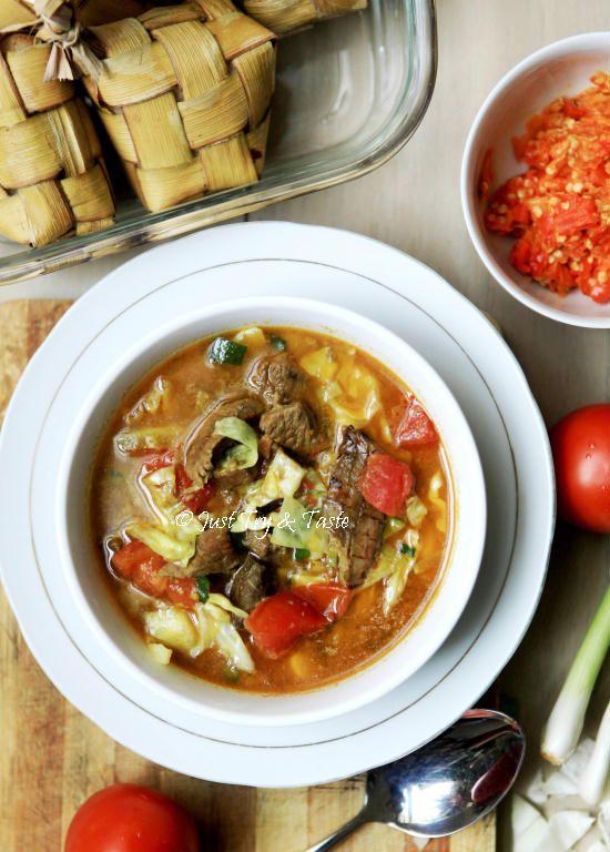 Resep Tongseng Kambing Favorit Abang Resep Makanan Asia Masakan Indonesia Resep Masakan