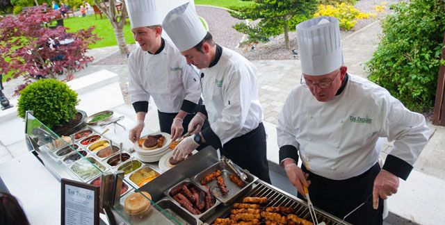 Image result for outdoor catering