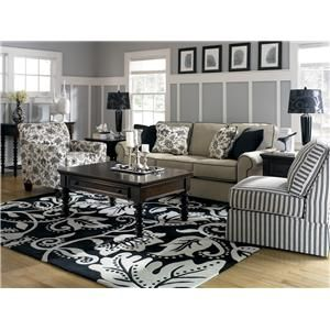 Caroline Sepia Transitional Stationary Sofa With Rolled Arms By Signature Design Ashley Furniture And Appliancemart So Home