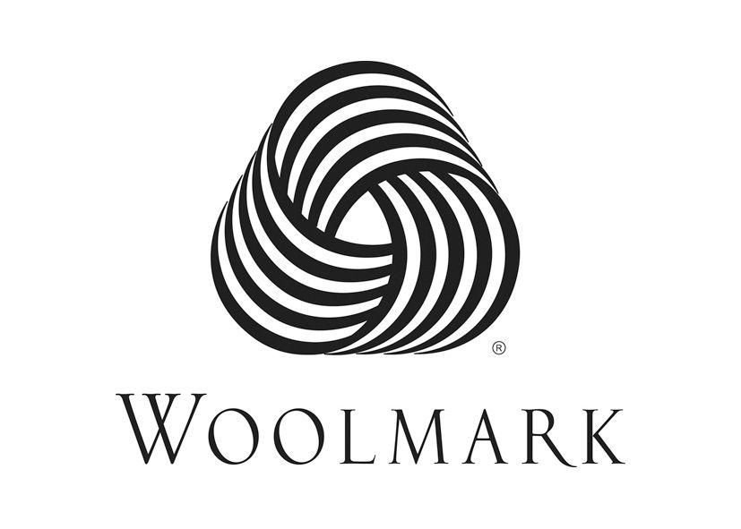Franco Grignani (1908 - 1999) Graphiste Italien - L'incontournable  et magnifique logo Woolmark