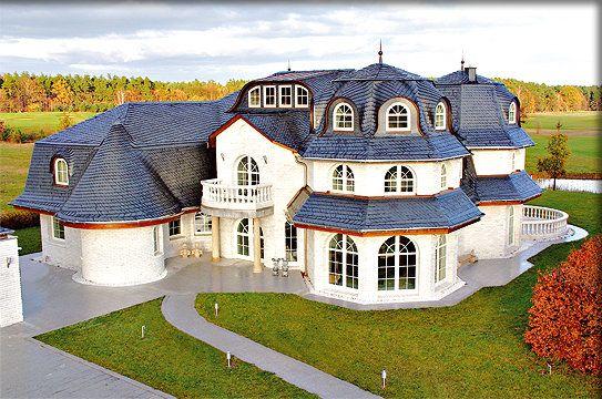 Fertighaus stilhaus sanssouci277 hausbau in 2019 for Fertighaus preiswert
