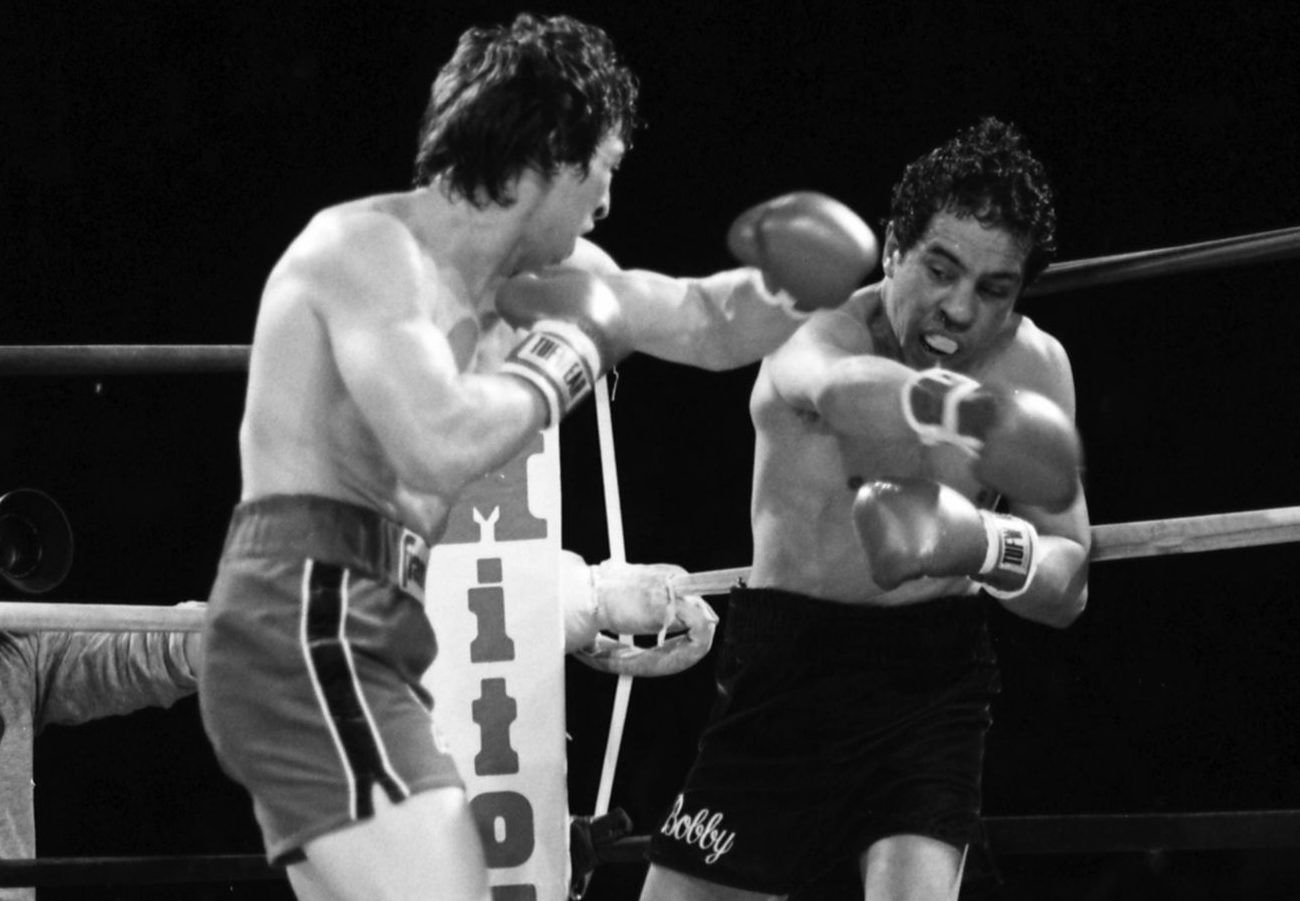 Old Time Boxing Show The Career Of Ray Boom Boom Mancini In 2020 Timeboxing Ray Mancini Ray