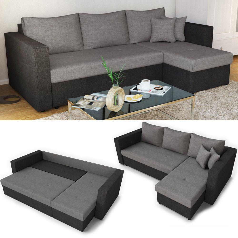 Sofa Bettfunktion New Ecksofa Mit Schlaffunktion Sofa Couch Schlafsofa