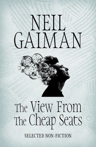 An evening with Neil Gaiman & Audrey Niffenegger