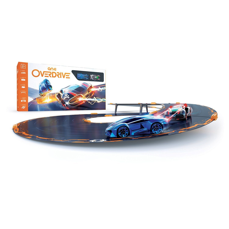 Amazon Com Anki Overdrive Starter Kit Toys Amp Games Toy Race Track Super Cars Starter Kit