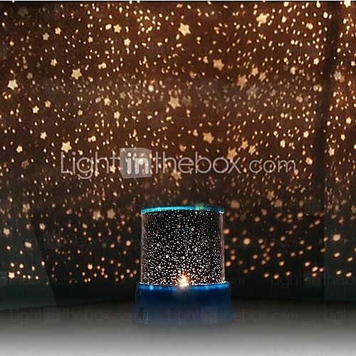 Coway 5pcs The Stars In The Sky That Led Night Light Projector Random Color Star Night Light Night Light Lamp Night Light Projector