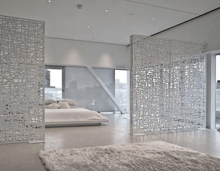 Pareti divisorie casa nel 2019 divisori in tessuto for Decorazioni moderne pareti