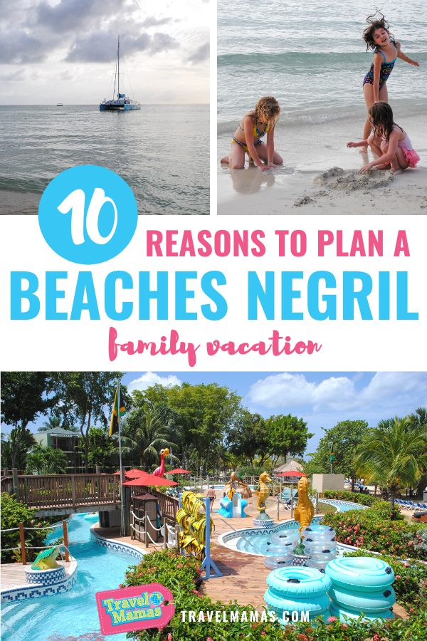 Beaches Negril Resort Review: All-Inclusive & Family ...