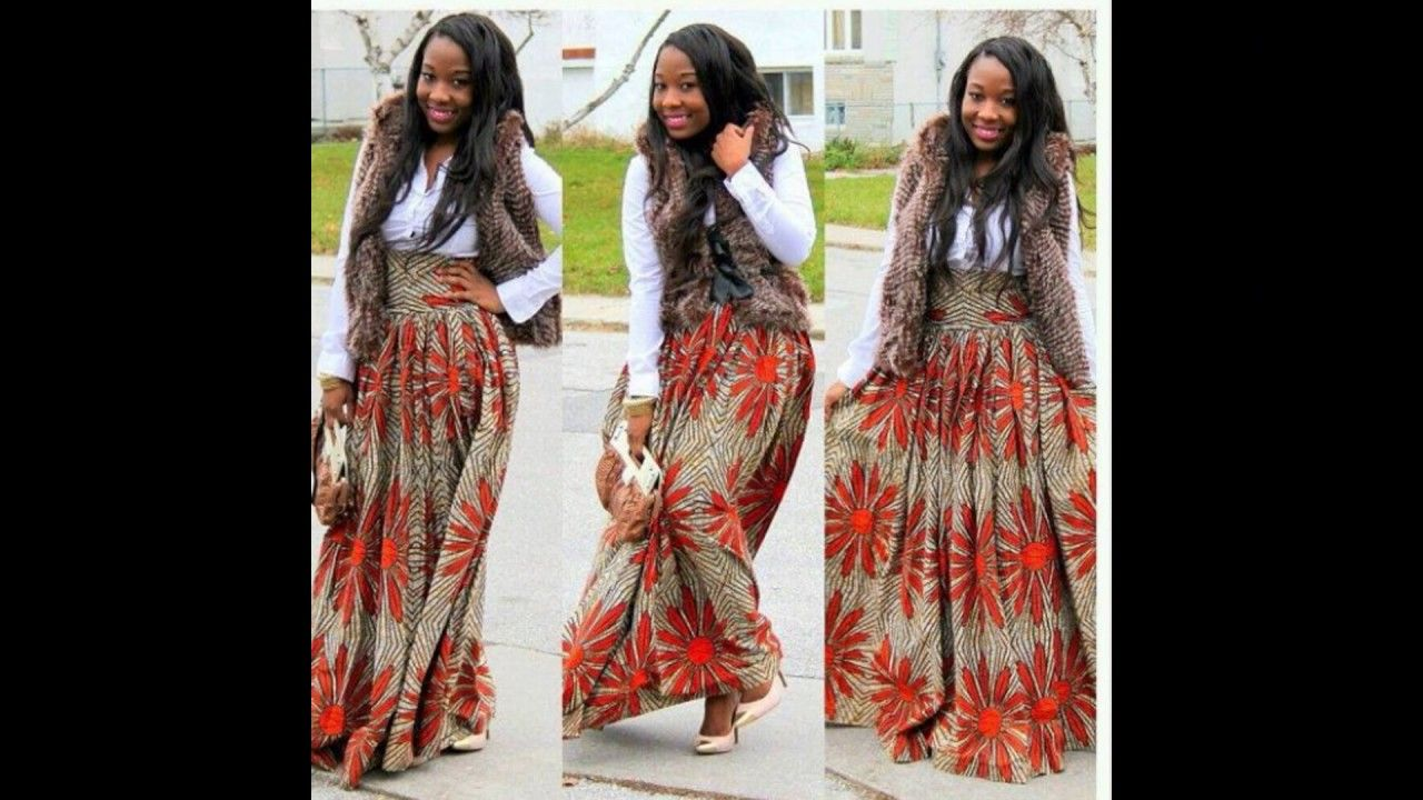 70 Stunning And Unique Ankara Styles For Beautiful Ladies
