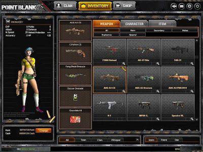 download game point blank versi offline terbaru 2013