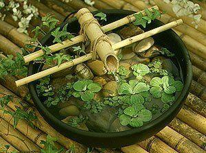 Artesanatos com Bambu