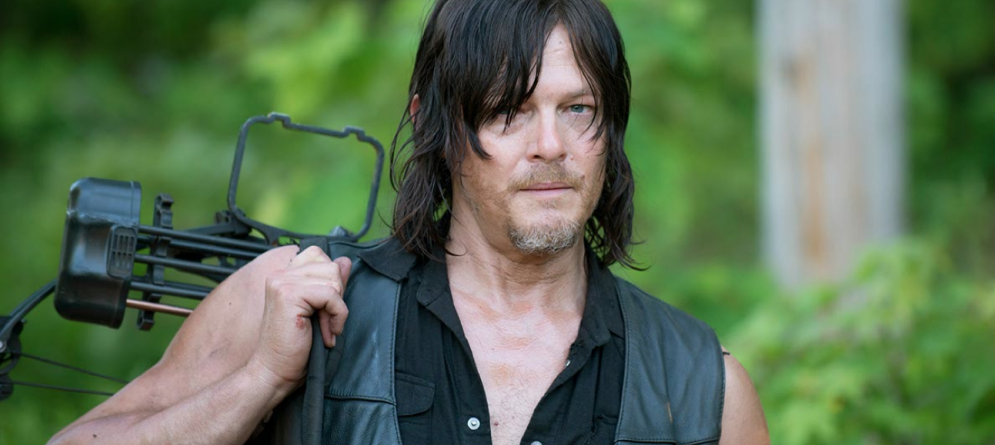 """""""Sobrevivía con 12 dólares al mes antes de 'The Walking Dead'"""""""