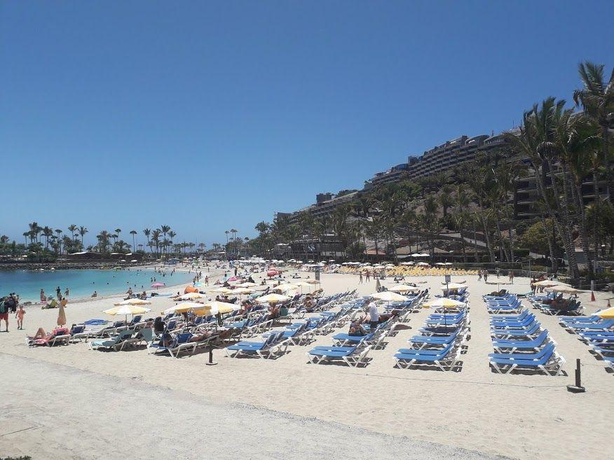 Playa Anfi Del Mar Is A Unique Small Resort In Gran Canaria One