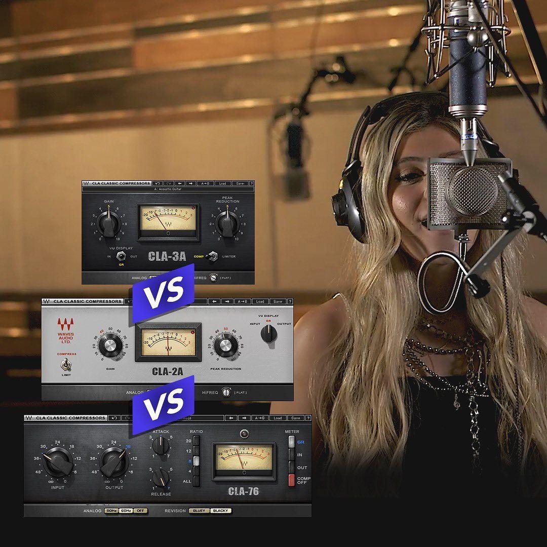 Wavesaudio Waves Audio Plugins Daw Mixage Mastering Homestudio Instruments