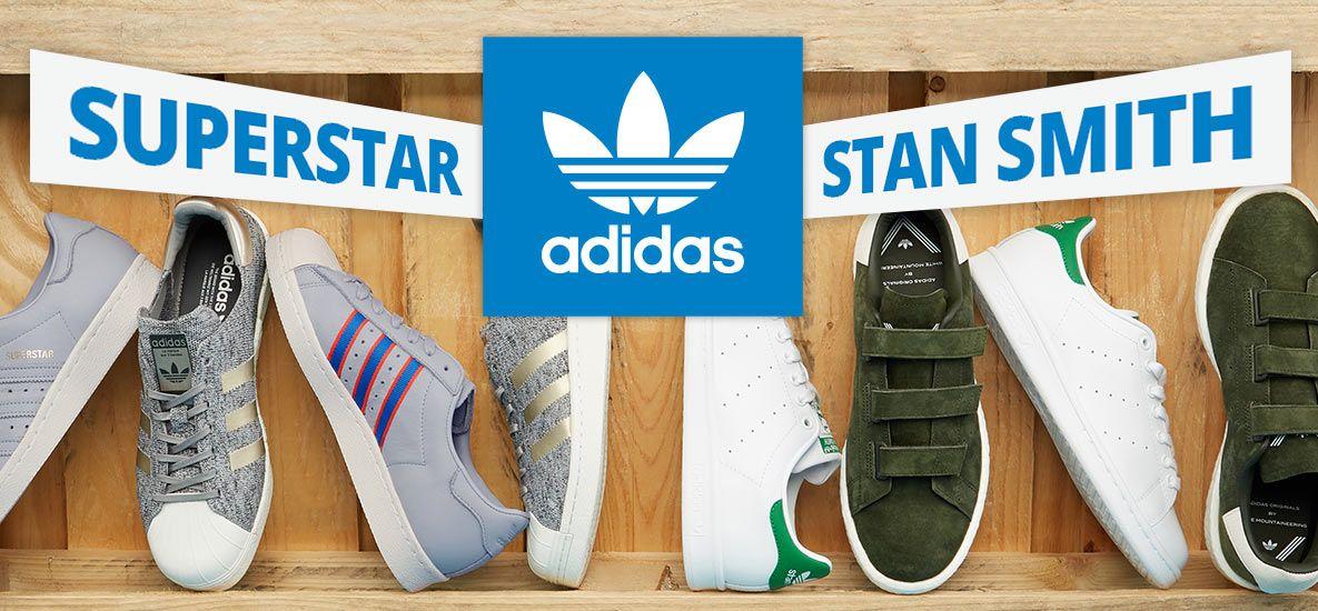 ⚠Mega soldes sur les baskets Superstar adidas ...