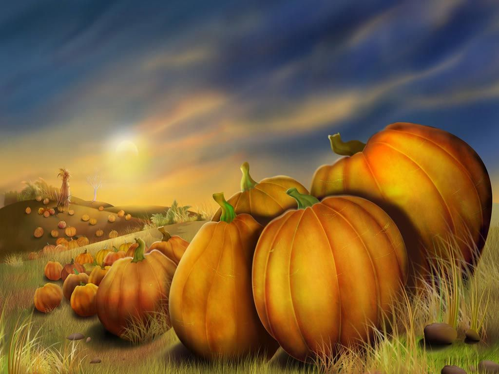 Free D Thanksgiving Desktop Wallpaper