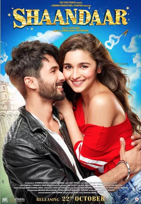 Image result for shaandaar poster