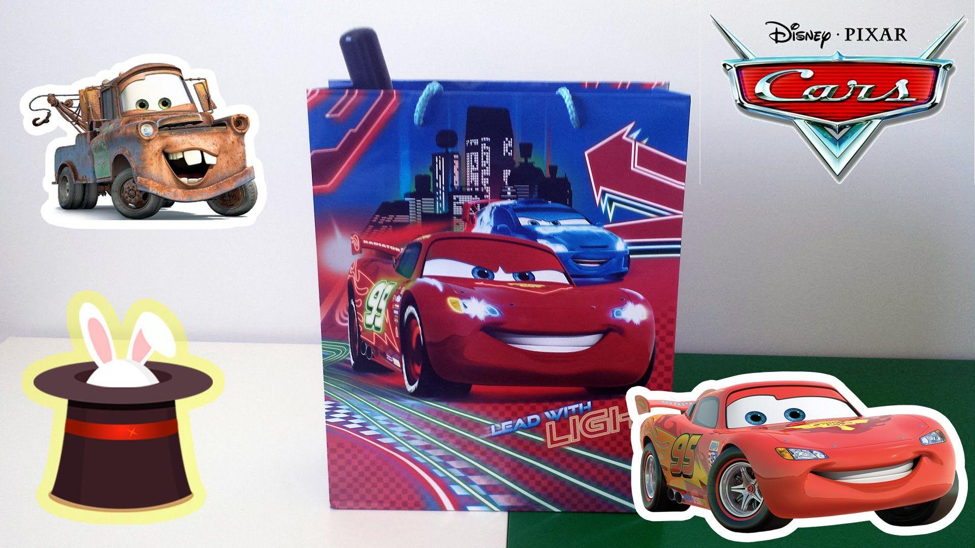 Bolsa sorpresa disney cars juguetes de disney cars - Juguetes disney cars ...