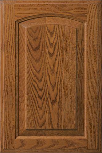 Patriot Cabinet Door Collection Arch Top Raised Panel