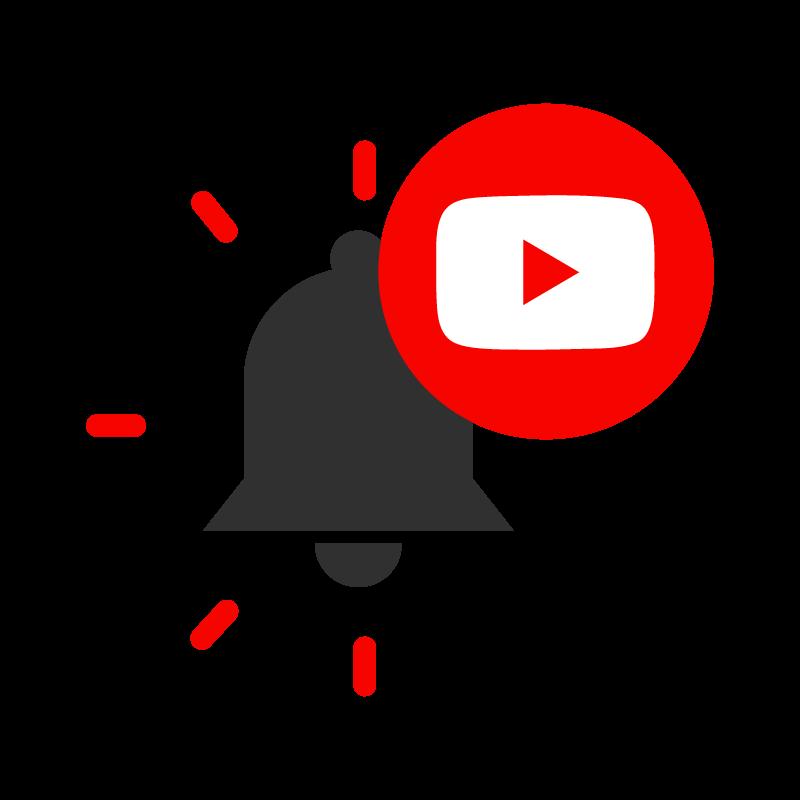 Youtube Subscribe Button Png Vector Notification Bell Logotipo Do Youtube Ideias Para Videos Do Youtube Papel De Parede Youtube