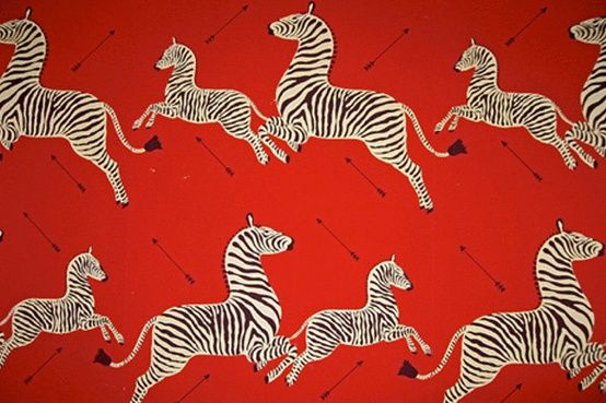 Wes Anderson Zebras.   Zebra wallpaper, Classic wallpaper ...