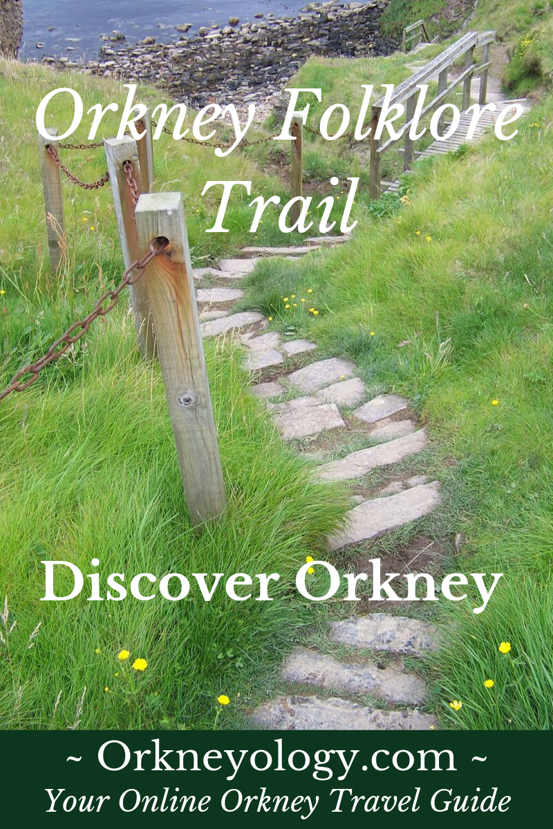 Discover Orkney, Scotland - Free Folklore Trail App!
