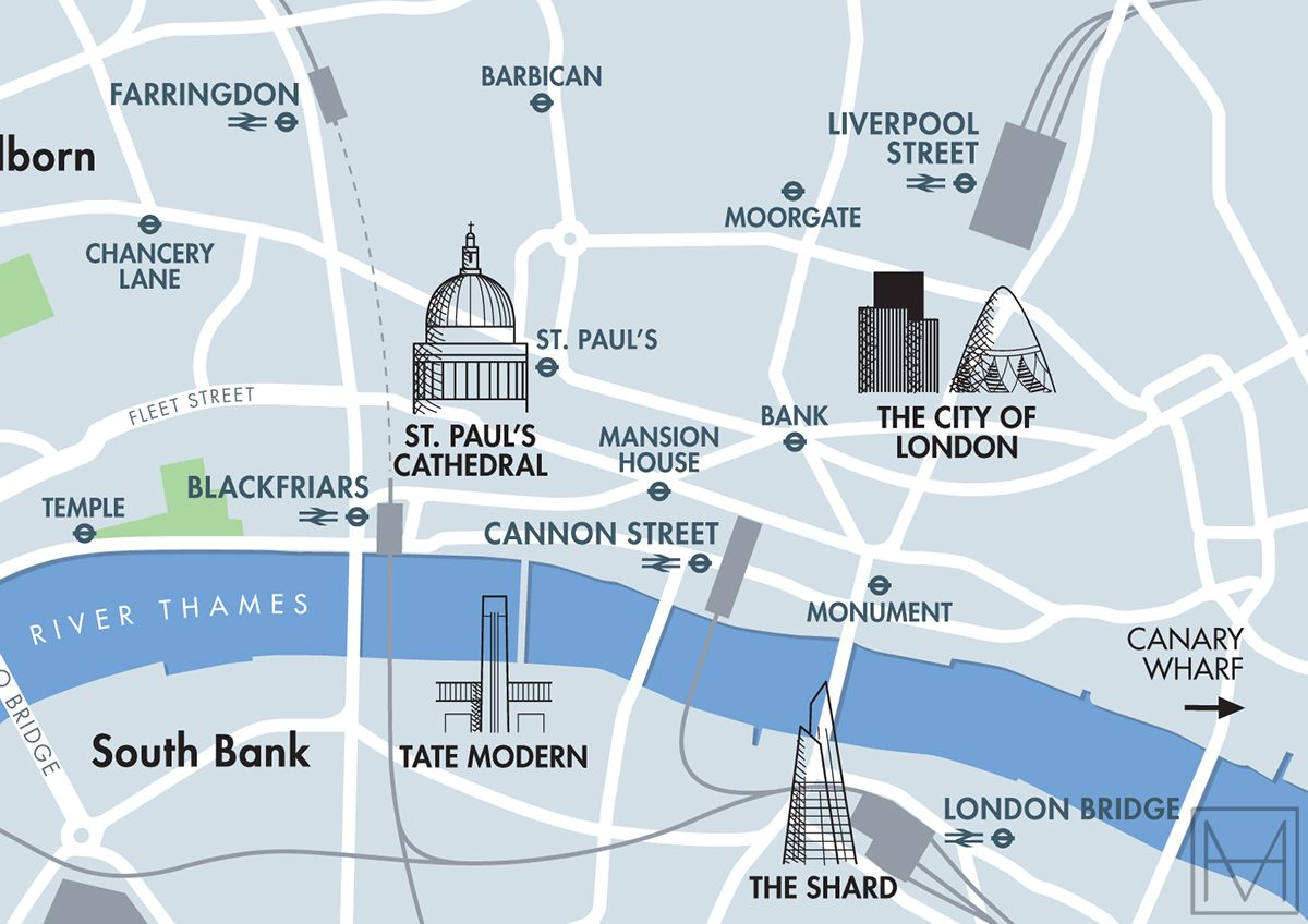university of london map I Was Commissioned By My Alma Mater The University Of Westminster To Produce A Map Of London Showing The Loc University Of Westminster Westminster Campus Map