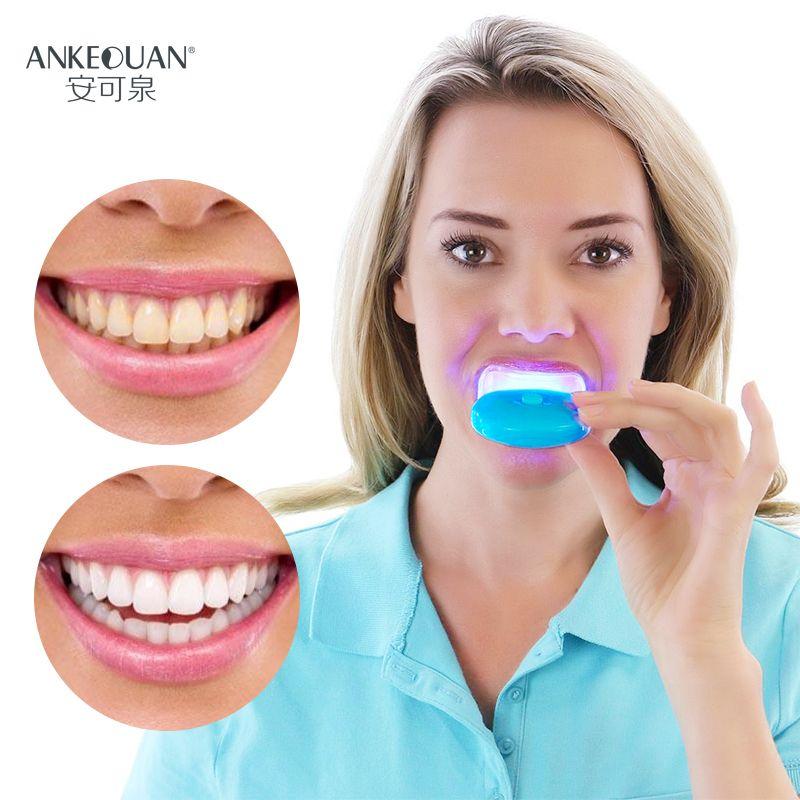 Comprar Um Pedaco De Clareamento Dos Dentes Ferramenta De Beleza Luz