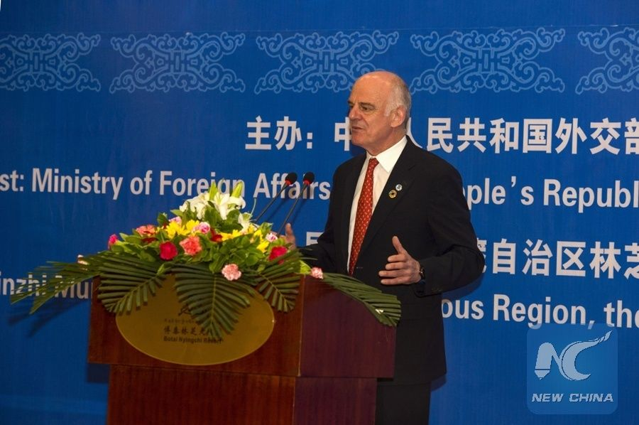 Interview china commits real considered effort to