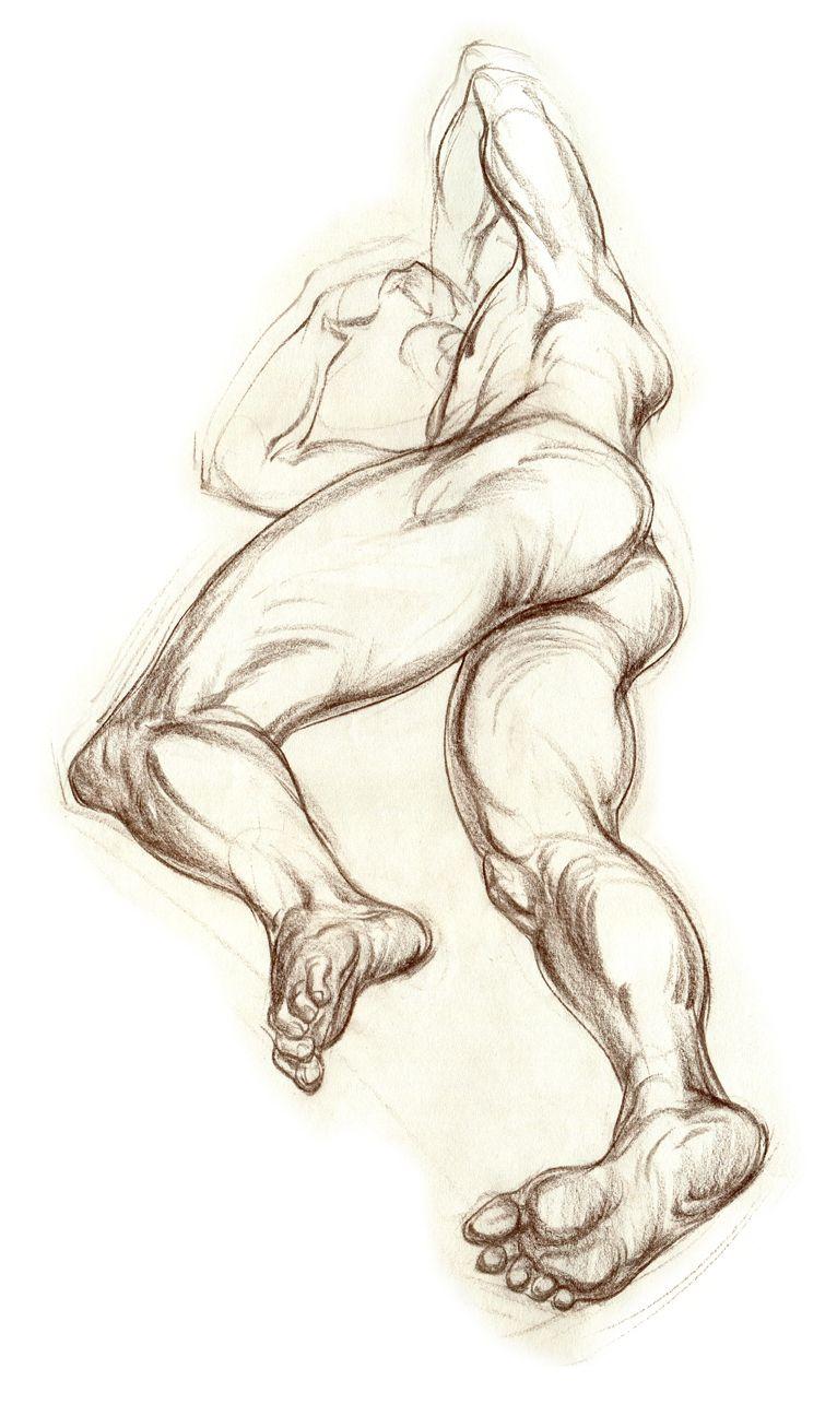 Chester Chien: I love figure drawing! | Corpo e traço | Pinterest ...