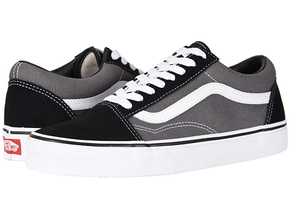 Vans Old Skooltm Core Classics (BlackPewter) Shoes. Show