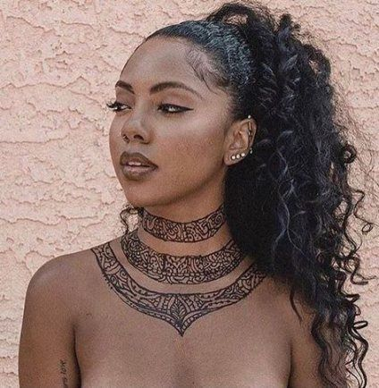 63 Ideas Hairstyles Curly Natural Black Women Makeup