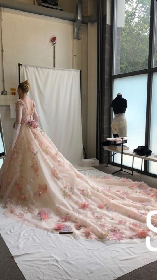 Maleficent 2 Aurora Wedding Dress Google Search In 2020 Disney Wedding Dresses Simple Wedding Dress Country Dream Wedding Dresses